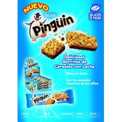 comprar Pinguin cereales leche