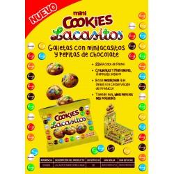 comprar lacasitos mini cookies
