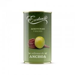 comprar aceitunas rellenas de anchoa 150g.