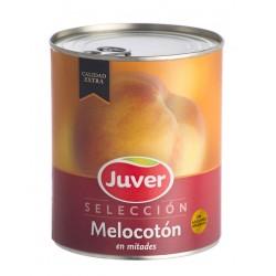 comprar melocoton en almibar a rodajas juver 1 kilo