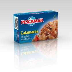 comprar calamar en salsa americana