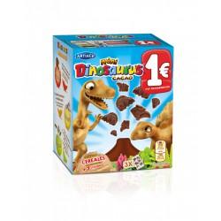 comprar dinosaurios mini cereales de chocolate