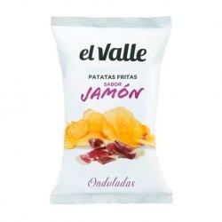 comprar Patatas Jamon El Valle
