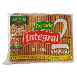 comprar galleta tostada integral