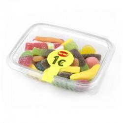 comprar gominolas azucar 1€