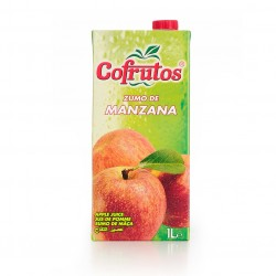 comprar zumo de manzana 1 litro