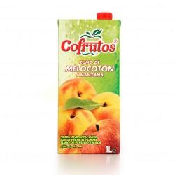 comprar zumo de melocoton 1 litro