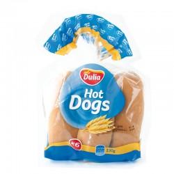 comprar pan hot dog