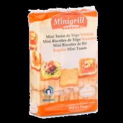 comprar pan mini canape