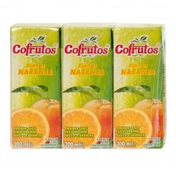 comprar zumo de naranja pack-3