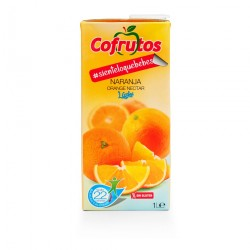 comprar zumo de naranja sin azucar 1 litro
