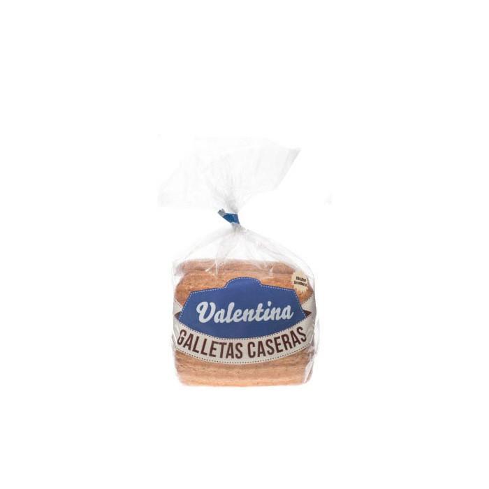 comprar galletas caseras valentina sin azucar