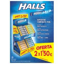 comprar lote halls 2x1€