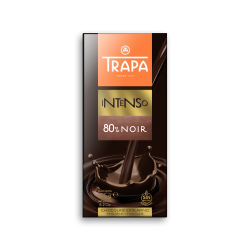 comprar chocolate intenso puro 80% trapa