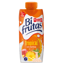 comprar bi frutas tropical 330 ml.